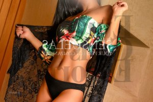 Stella escort girls in Garden City Kansas and tantra massage