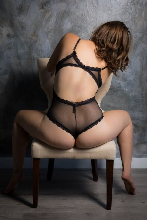 Franka escort in Del City and erotic massage