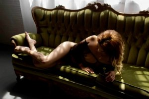 Tanja live escort in Beckley West Virginia and tantra massage